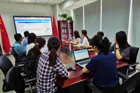 海南省海洋发展公司 开展2019年第二期以案释法活