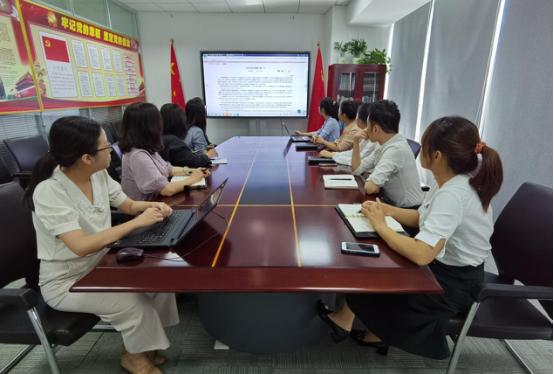 海南省海洋發展公司 開展2019年第三期以案釋法活